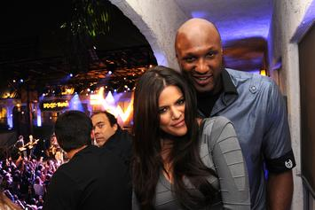 "Lamar Odom Afraid Of Being ""Rejected"" By Khloe Kardashian: Report"