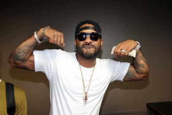 """Jim Jones Says Supreme Owes Dipset $1 Billion, Feuds With Wale Over """"Boo Boo"""" Nikes"""