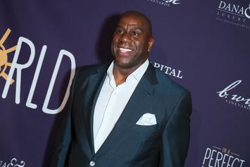 Magic Johnson Allegedly Bullied Lakers Staff While He Was President