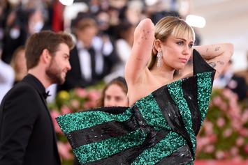 "Miley Cyrus Admits She ""Likes"" Being Patted Down By Airport Security: ""Human Touch"""
