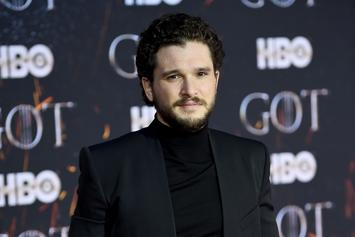 """""""Game Of Thrones"""" Actor Kit Harington Checked Into Rehab Ahead Of Finale: Report"""