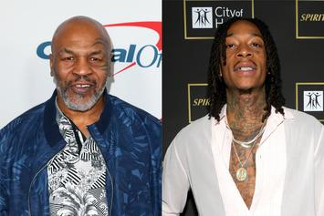 "Mike Tyson & Wiz Khalifa Go ""Pound For Pound"" Smoking Weed"