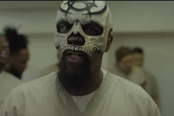 "Tech N9ne Takes Over Mental Ward In ""I Caught Crazy! (4EVER)"" Visual"