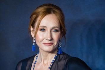 J.K. Rowling Plans On Releasing Four NEW Harry Potter Books Next Month