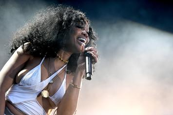 """SZA Plans Her Comeback With New Single """"Brace Yourself"""""""