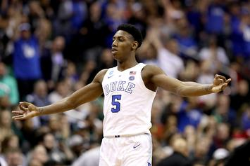 Knicks Considering Trading #3 Pick With Atlanta Hawks: Report
