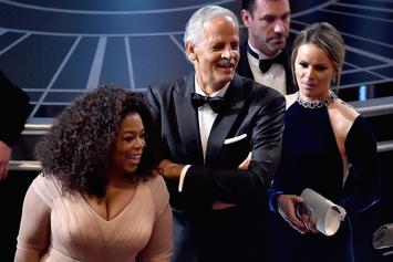 Oprah's Beau Stedman Graham Opens Up About Their Relationship