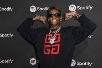 """Soulja Boy Lets Fans Know He's Planning """"The Biggest Comeback Of 2019"""" Once He Leaves Jail"""