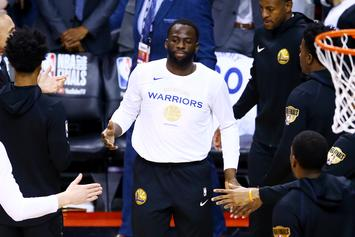 Draymond Green Lost 25 Pounds After Being Forced To By Warriors GM