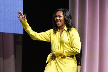 """Woman Who Called Michelle Obama An """"Ape In Heels"""" Jailed For Embezzlement"""