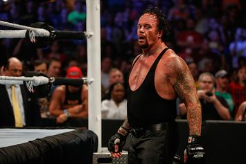 Undertaker, Goldberg Come Face To Face Ahead Of First-Ever Match: Video