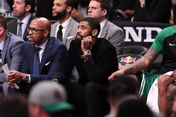 """Kyrie Irving Rumors: """"Every Indication"""" He Wants To Sign With Brooklyn Nets"""
