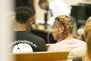 6ix9ine's Racketeering Case: A Ninth Person Pleads Guilty