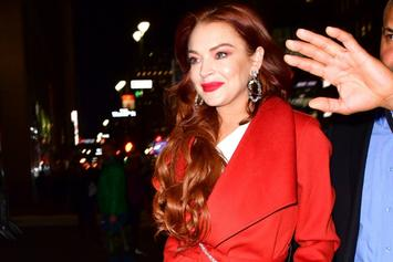 Lindsay Lohan Channels Marilyn Monroe In Sexy, Nude, Retro-Inspired Playboy Shoot