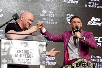 Dana White Confirms Conor McGregor Will Fight Before End Of 2019