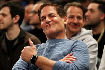 Mark Cuban Says The Lakers Dysfunction Makes Him A Happy Man
