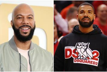 "Common Says Beef With Drake Was Squashed & Dealt With Like A ""Grown Man Should"""
