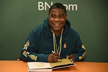 "Tracy Morgan Reflects On ""Horrific"" Near-Fatal Car Crash From Five Years Ago"