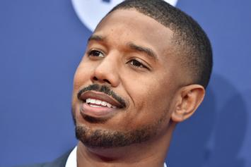 "Michael B. Jordan Honors ""Central Park Five"" Men With Roger Baldwin Courage Award"