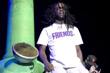 Chief Keef Premiers Supreme's New Box Logo Inspired By The Pan-African Flag