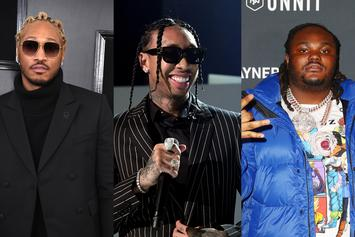 """Future, Tyga & Tee Grizzley Conquer This Week's """"FIRE EMOJI"""" Playlist"""