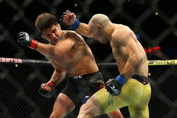"Henry Cejudo Wipes The Floor Of Marlon Moraes At UFC 238: ""I'm The Greatest All-Time"""