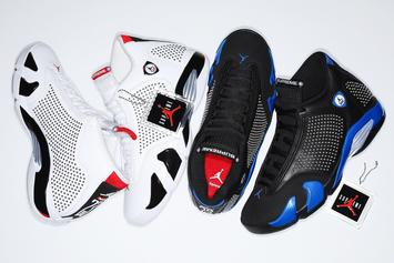 Supreme x Air Jordan 14 Collab: Release Details, Official Images