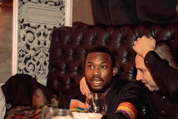 Meek Mill Honored With Social Justice Award From New York University: Report