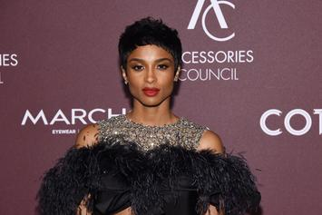 Ciara Nearly Chops All Her Hair Off: See Her New Look