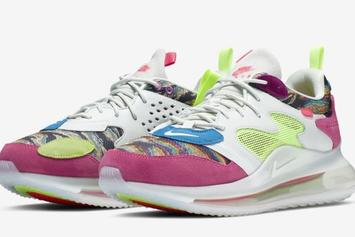 Odell Beckham Jr's Nike Air Max 720 Collab Coming Soon: Official Images