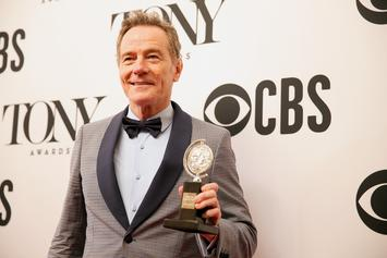 "Bryan Cranston Sends Message To Donald Trump: ""Media Is Not The Enemy'"""
