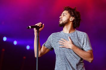 """J. Cole's """"Middle Child"""" Joins """"Old Town Road"""" As 2019's Only Multi-Platinum Singles"""