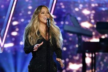 Mariah Carey Announces That New Music Is On The Way