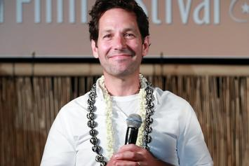 """Paul Rudd Implores Fans To Rally Behind """"Ant-Man 3"""""""