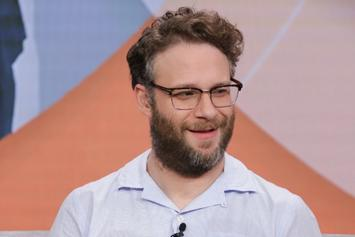 Seth Rogen's New Hobby Is Making Ceramic Ashtrays