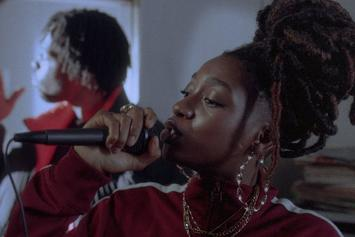 "Little Simz Travels Down Memory Lane In ""101 FM"" Music Video"