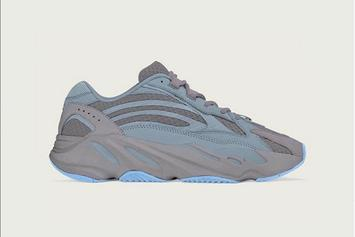 "Adidas Yeezy Boost 700 V2 Rumored To Drop In ""Blue Water"" Colorway"