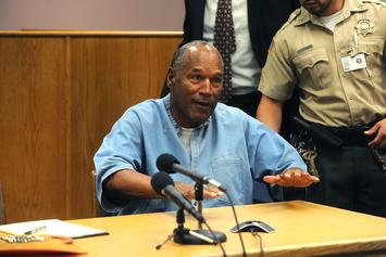 OJ Simpson Threatens Parody Twitter Account With 16 Knife Emojis