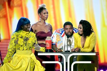 """Love & Hip-Hop"" Stars React After Johnny Bananas Crashes Their MTV Awards Speech"