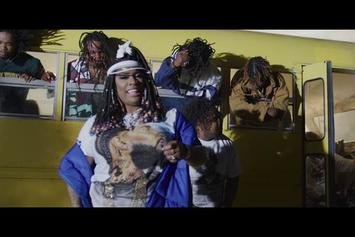 "Kamaiyah Is Here With The Offical 'Windows"" Visual With Tyga & Quavo"