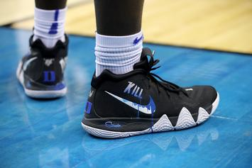 Would You Pay $25K For Zion Williamson's Game-Worn Nike Shoes?