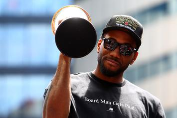 Kawhi Leonard Reportedly Has Clippers In A Panic Over Free Agency