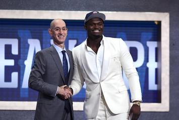 Zion Williamson Goes To New Orleans Pelicans As The NBA Draft's #1 Pick