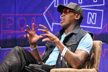 "Dennis Rodman On Draymond Green: ""He'd Be Eating Out Of My Hands"""