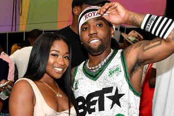 """Reginae Carter Shown Boo'd Up With YFN Lucci On Instagram: """"Mine"""""""