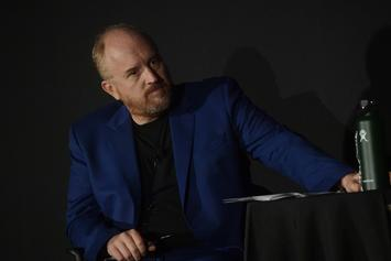 Louis CK Gets Standing Ovation After Surprise Comedy Festival Performance