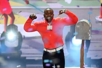 "DaBaby Celebrates ""Suge"" Going Platinum Like A Young CEO"