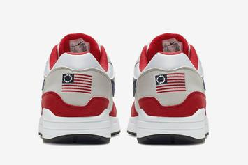 """Nike Air Max 1 """"4th Of July"""": Official Images, Release Date"""