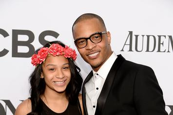 T.I. Speechless Over His 18-Year-Old Daughter Deyjah Harris' Birthday Pics