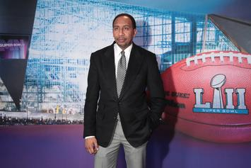"Stephen A. Smith Hints That He'll Be In ""Space Jam 2:"" Watch"
